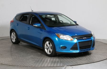 2013 Ford Focus HATCHBACK SE AUTO A/C GR ELECT MAGS #0