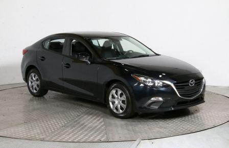 2015 Mazda 3 GX BLUETOOTH GR ELECT #0