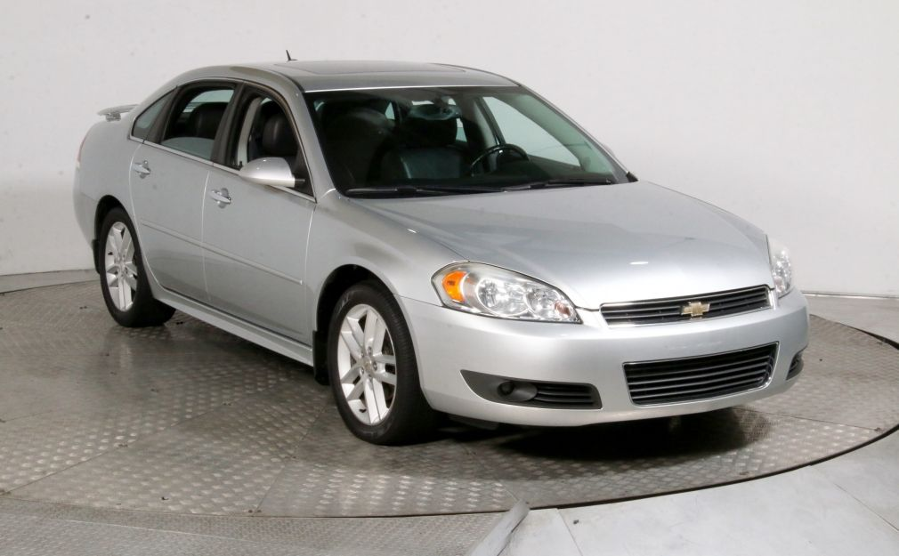 2011 Chevrolet Impala LTZ AUTO A/C CUIR TOIT MAGS #0