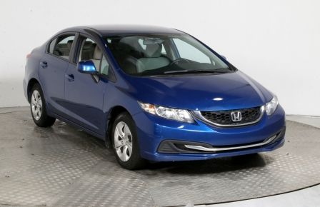 2013 Honda Civic LX A/C GR ÉLECT BLUETHOOT #0