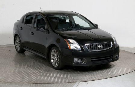 2012 Nissan Sentra SE-R SPEC V TOIT NAVIGATION CAMÉRA DE RECUL #0