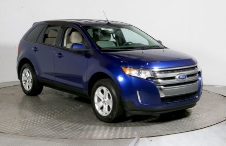 2014 Ford EDGE SEL AUTO AC BLUETOOTH MAGS #0