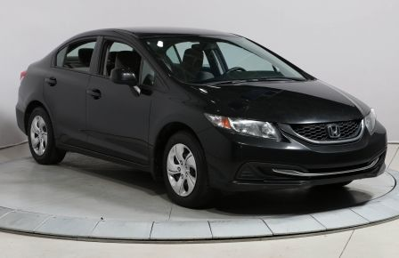 2013 Honda Civic LX A/C BLUETOOTH GR ÉLECT #0