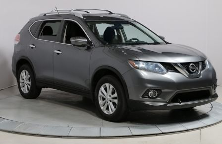 2014 Nissan Rogue SV AWD AUTO A/C BLUETOOTH MAGS #0