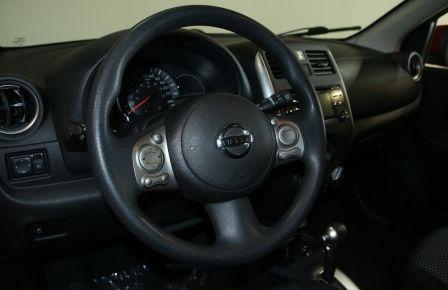 2015 Nissan MICRA SV 4 PORTE AUTO HATCH GRP ELEC #0
