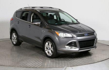 2014 Ford Escape Titanium 4WD A/C CUIR TOIT MAGS BLUETHOOT #0