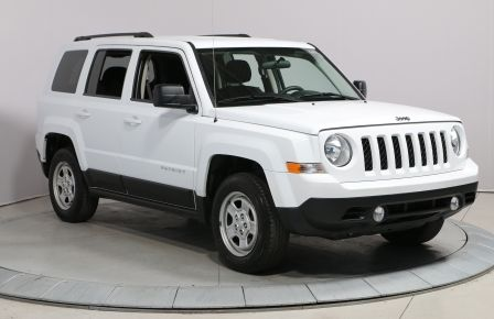 2015 Jeep Patriot North 4WD A/C GR ELECT #0