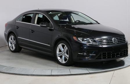 2014 Volkswagen CC RLINE TOIT CUIR BLUETOOTH MAGS #0