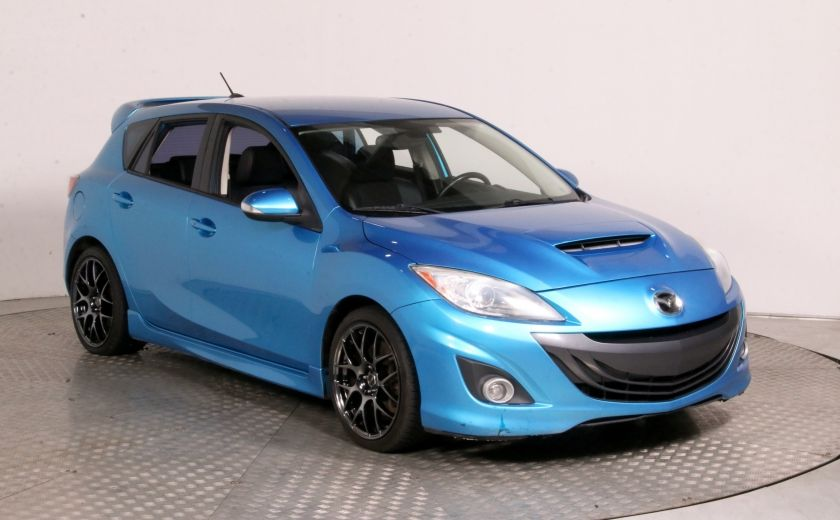 2010 Mazda 3 Speed A/C GR ELECT MAGS BLUETOOTH #0