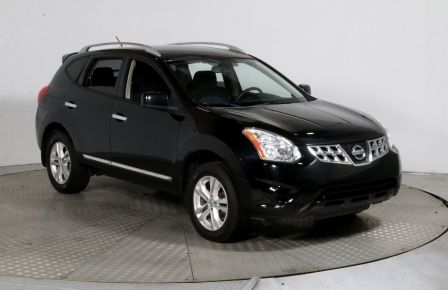 2012 Nissan Rogue SV AWD AUTO AC BLUETOOTH MAGS #0
