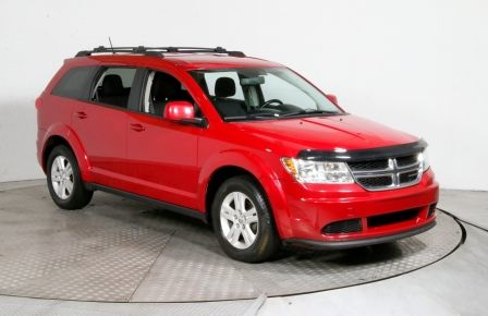 2012 Dodge Journey Canada Value Pkg AUTO A/C MAGS BLUETOOTH #0