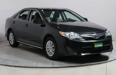 2013 Toyota Camry LE A/C GR ELECT BLUETHOOT #0