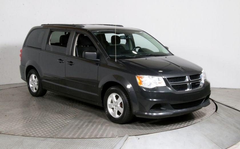 2011 Dodge GR Caravan SE STOW N'GO A/C BLUETOOTH GR ÉLECT #0