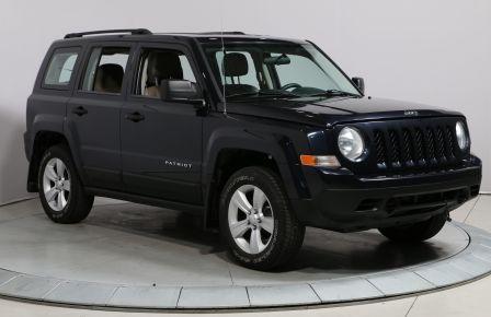 2011 Jeep Patriot SPORT 4X4 AUTO CUIR MAGS #0