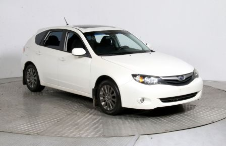 2011 Subaru Impreza 2.5i SPORT PKG A/C TOIT MAGS #0