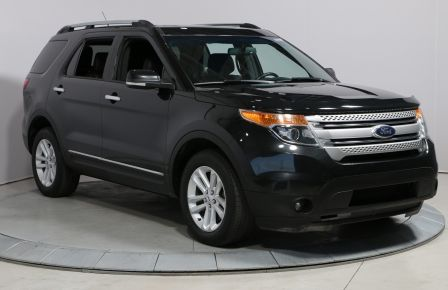 2014 Ford Explorer XLT 4WD TOIT CUIR NAV MAGS #0