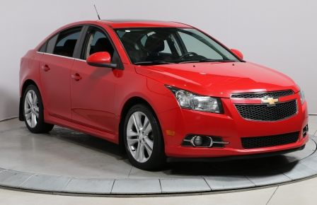 2012 Chevrolet Cruze LT TURBO A/C TOIT BLUETOOTH MAGS #0