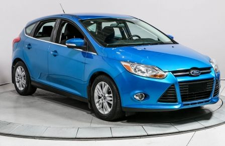 2012 Ford Focus SEL AUTO A/C BLUETOOTH MAGS #0