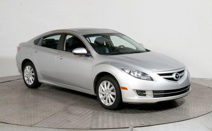 2012 Mazda 6 GT A/C CUIR TOIT MAGS BLUETOOTH #0