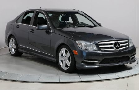 2011 Mercedes Benz C300 4 MATIC CUIR TOIT #0