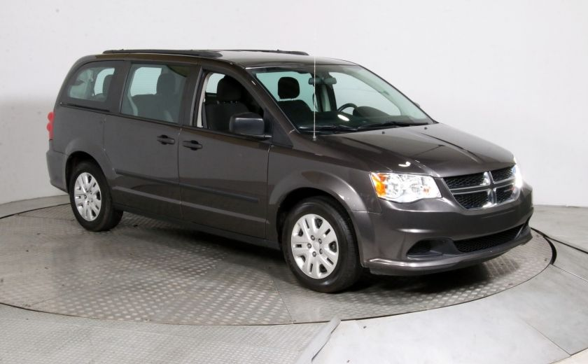 2015 Dodge GR Caravan Canada Value Package AUTO A/C GR ELECT #0