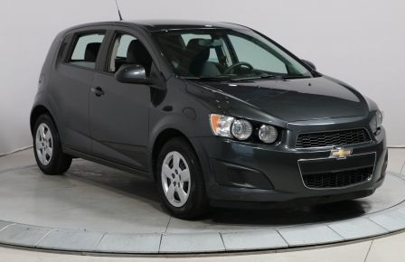2014 Chevrolet Sonic HATCHBACK LS AUTO A/C BLUETOOTH #0
