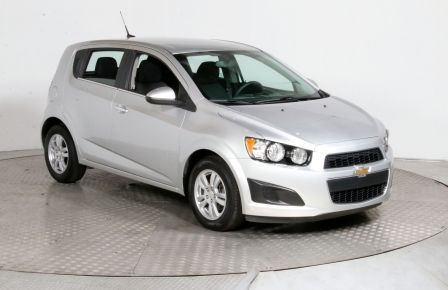 2014 Chevrolet Sonic LT AUTO A/C GR ELECT MAGS BLUETOOTH #0