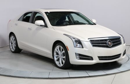 2014 Cadillac ATS PERFORMANCE AWD 2.0T CUIR TOIT NAVIGATION CAMERA R #0