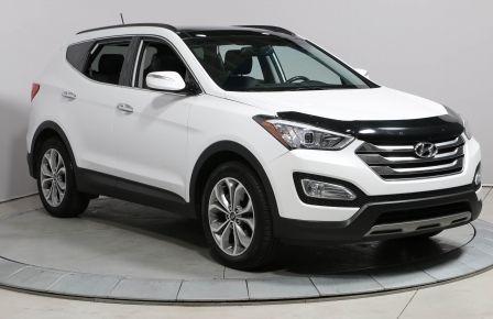 2016 Hyundai Santa Fe SPORT LIMITED AWD 2.0T CUIR TOIT PANO NAVIGATION #0