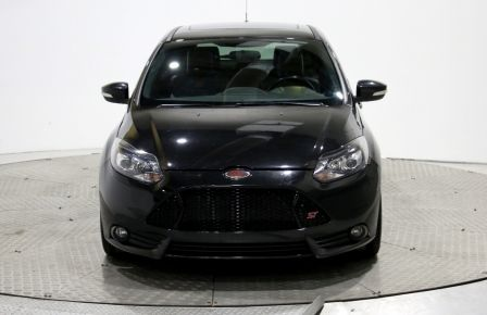 2013 Ford Focus ST CUIR TOIT MAGS BLUETOOTH #0
