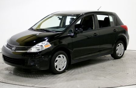 2011 Nissan Versa 1.8 S A/C GR ELECT #0