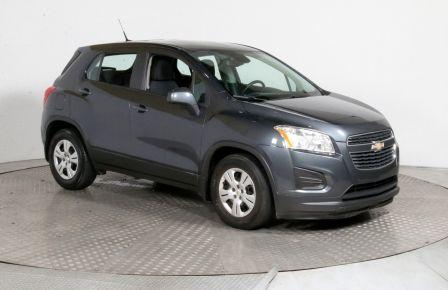 2014 Chevrolet Trax LS AUTO A/C GR ELECT BLUETOOTH #0