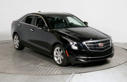 2015 Cadillac ATS Luxury AWD CUIR TOIT MAGS CAM DE RECULE #0
