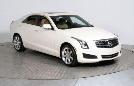 2013 Cadillac ATS Luxury AWD CUIR TOIT MAGS CAM DE RECULE #0