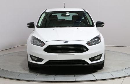 2015 Ford Focus SE SPORT A/C GR ÉLECT MAGS NOIR BLUETOOTH #0
