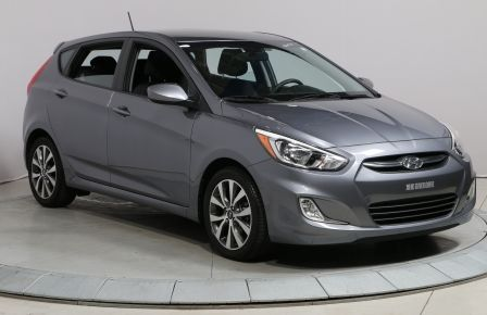 2016 Hyundai Accent GLS AUTO A/C TOIT MAGS #0