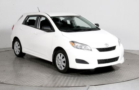 2013 Toyota Matrix A/C GR ELECT BLUETOOTH #0