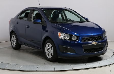 2013 Chevrolet Sonic LS A/C BLUETOOTH #0