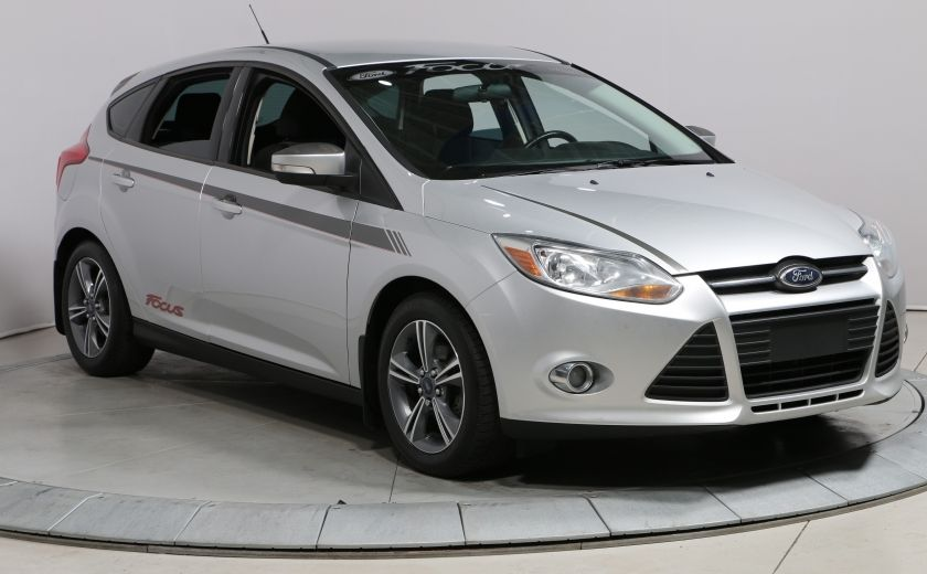 2014 Ford Focus SE AUTO A/C BLUETOOTH MAGS #0