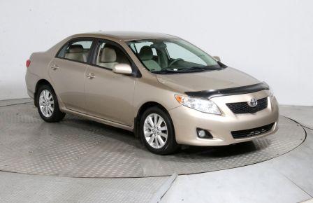 2010 Toyota Corolla LE AUTO A/C GR ELECT MAGS #0