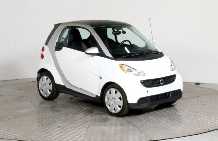 2013 Smart Fortwo Pure BLUETOOTH #0