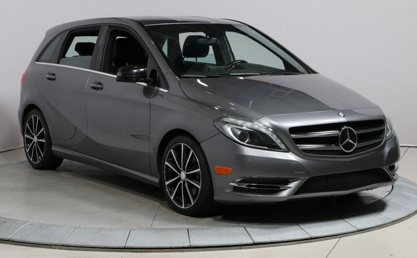 2014 Mercedes Benz B250 A/C BLUETOOTH CUIR MAGS #0