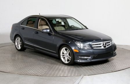 2013 Mercedes Benz C300 C 300 4MATIC CUIR TOIT MAGS BLUETOOTH #0