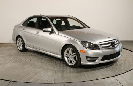 2013 Mercedes Benz C300 4 MATIC TOIT CUIR #0