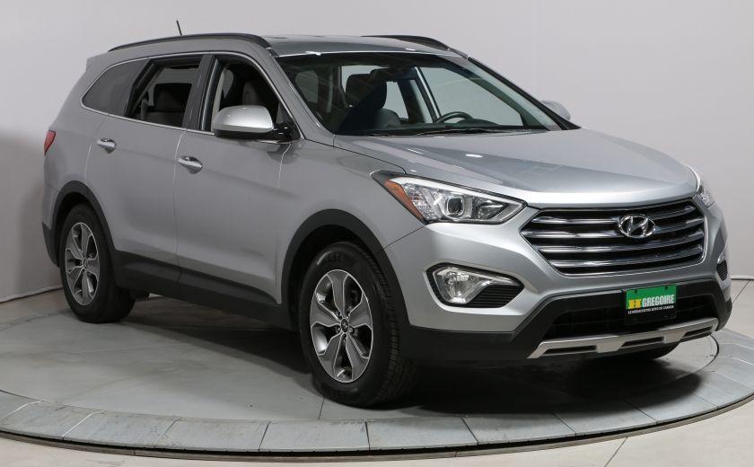2014 Hyundai Santa Fe XL A/C BLUETOOTH MAGS #0