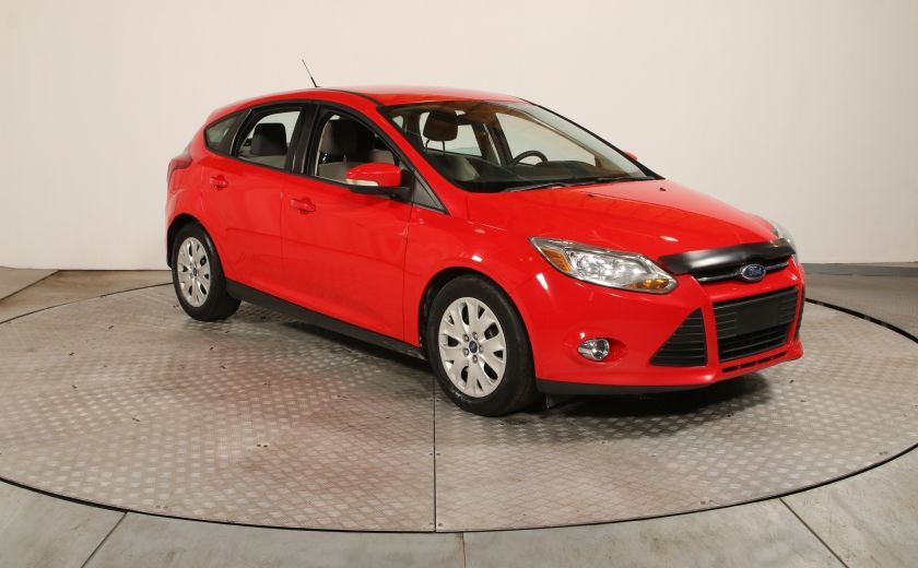 2012 Ford Focus SE AUTO A/C GR ELECT MAGS #0