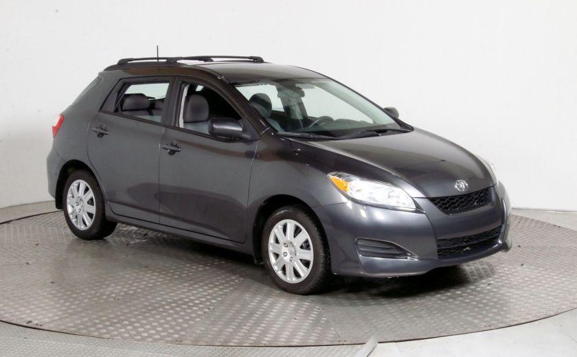 2012 Toyota Matrix 4dr Wgn Auto FWD AUTO A/C GR ELECT #0
