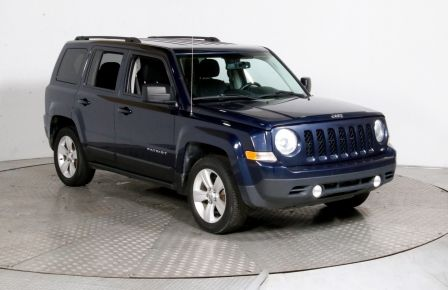 2014 Jeep Patriot NORTH AUTO A/C GR ELECT MAGS BLUETHOOT #0