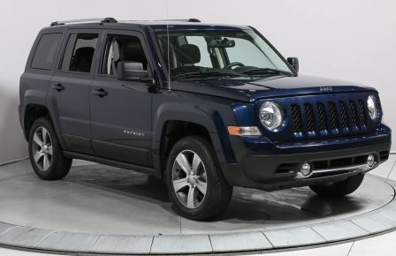 2017 Jeep Patriot HIGH ALTITUDE 4X4 TOIT CUIR MAGS #0