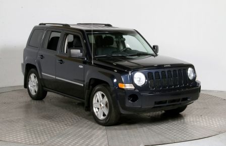 2010 Jeep Patriot North 4WD A/C GR ELECT MAGS #0